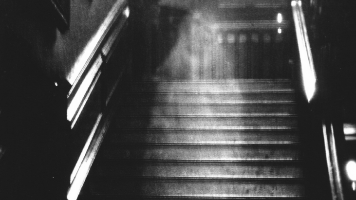 The Brown Lady of Raynham Hall - probably the most famous ghost photo of all time.